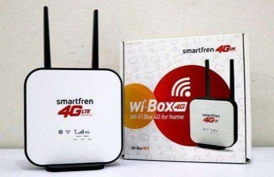 Home Router Smartfren WiBox