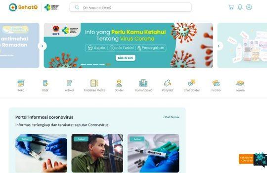 Manfaat yang Bisa Sobat Dapatkan di SehatQ com