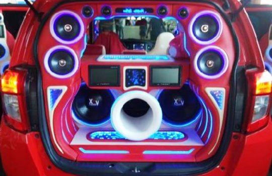 Tips Cara Modifikasi Audio Mobil Agar Suara Menggelegar dan Menggetarkan Jiwa