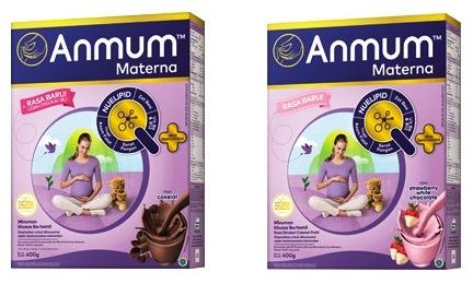 Kandungan Susu Anmum Materna